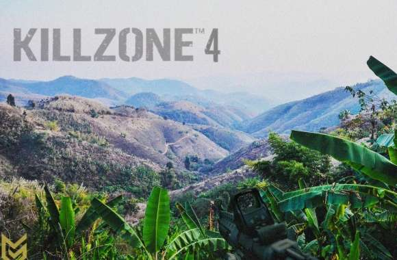 Killzone 4 Jungle