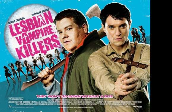 Lesbian Vampire Killers wallpapers hd quality
