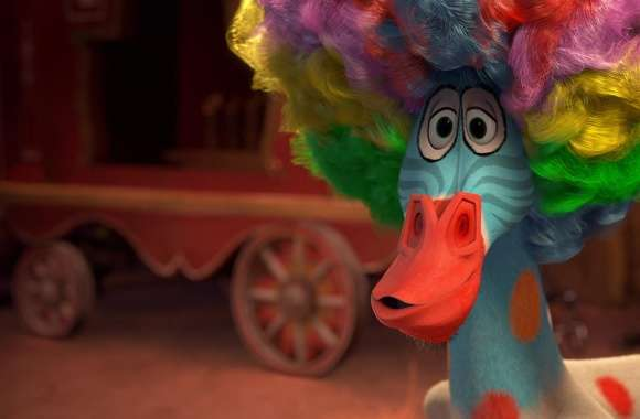 Madagascar 3 Europes Most Wanted Marty wallpapers hd quality
