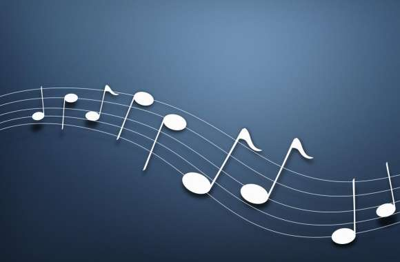 Musical Notes Background wallpapers hd quality