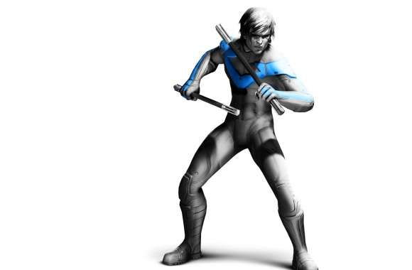 Nightwing - Batman Arkham City