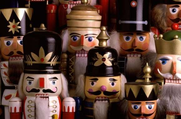 Nutcracker Troop wallpapers hd quality