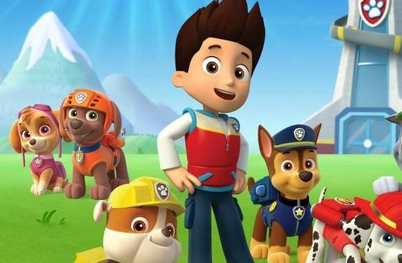 Paw Patrol wallpapers hd quality