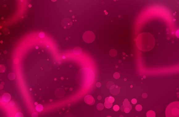 Pink Valentines Day wallpapers hd quality