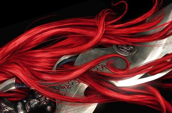 Red Hair - Heavenly Sword