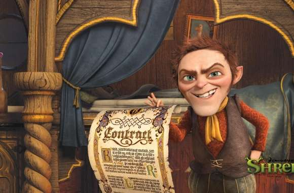 Rumpelstiltskin, Shrek The Final Chapter wallpapers hd quality