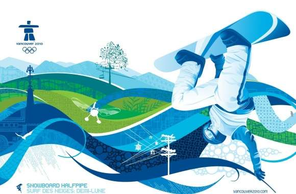 Snowboard Halfpipe wallpapers hd quality