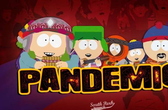 South Park Pandemic wallpapers hd quality