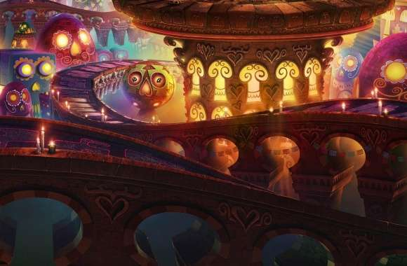 The Book of Life 2014 FIlm wallpapers hd quality
