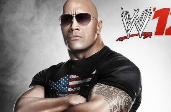 The Rock WWE 12 wallpapers hd quality