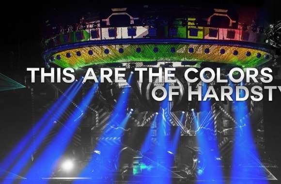 This Are The Colors Of Hardstyle