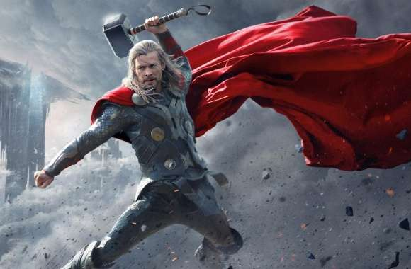 Thor The Dark World Super Hero Picture