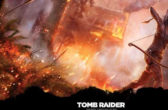 Tomb Raider (2013 Video Game) wallpapers hd quality