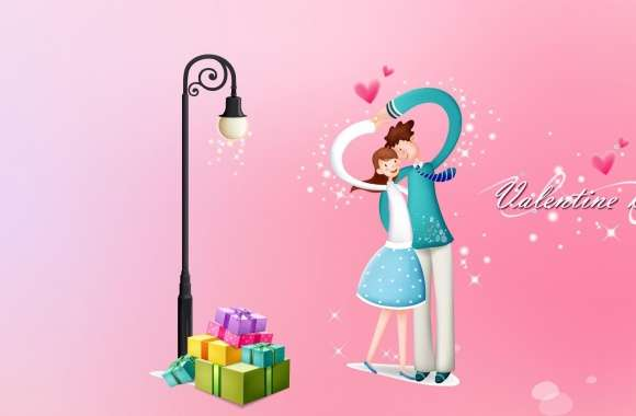With Love Valentines Day wallpapers hd quality