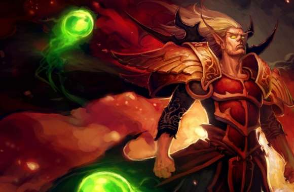 World of Warcraft Blood Elf