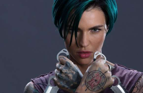XXX Return Of Xander Cage Ruby Rose
