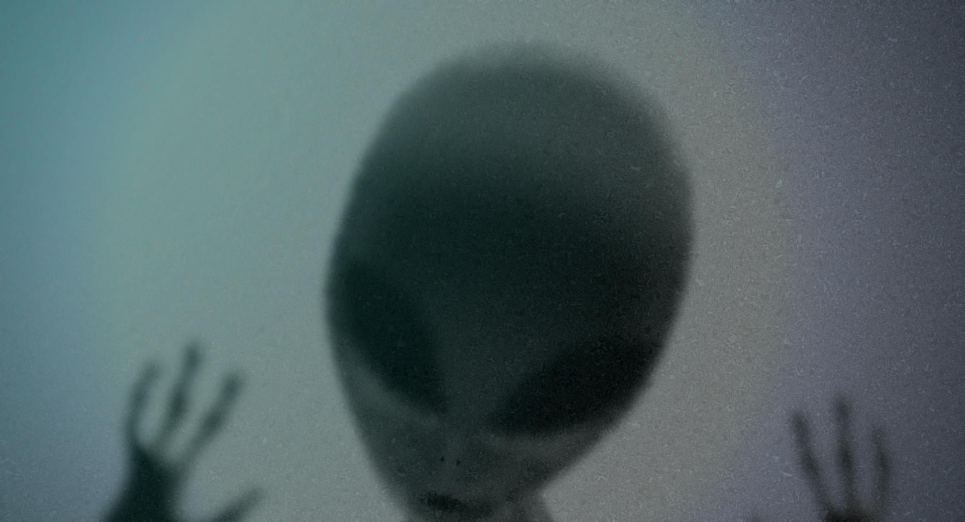 Alien Behind Glass wallpapers HD quality