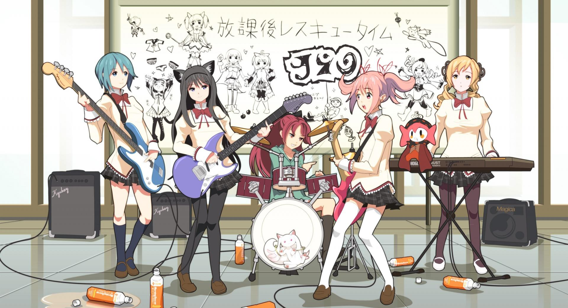 Anime Music Band wallpapers HD quality