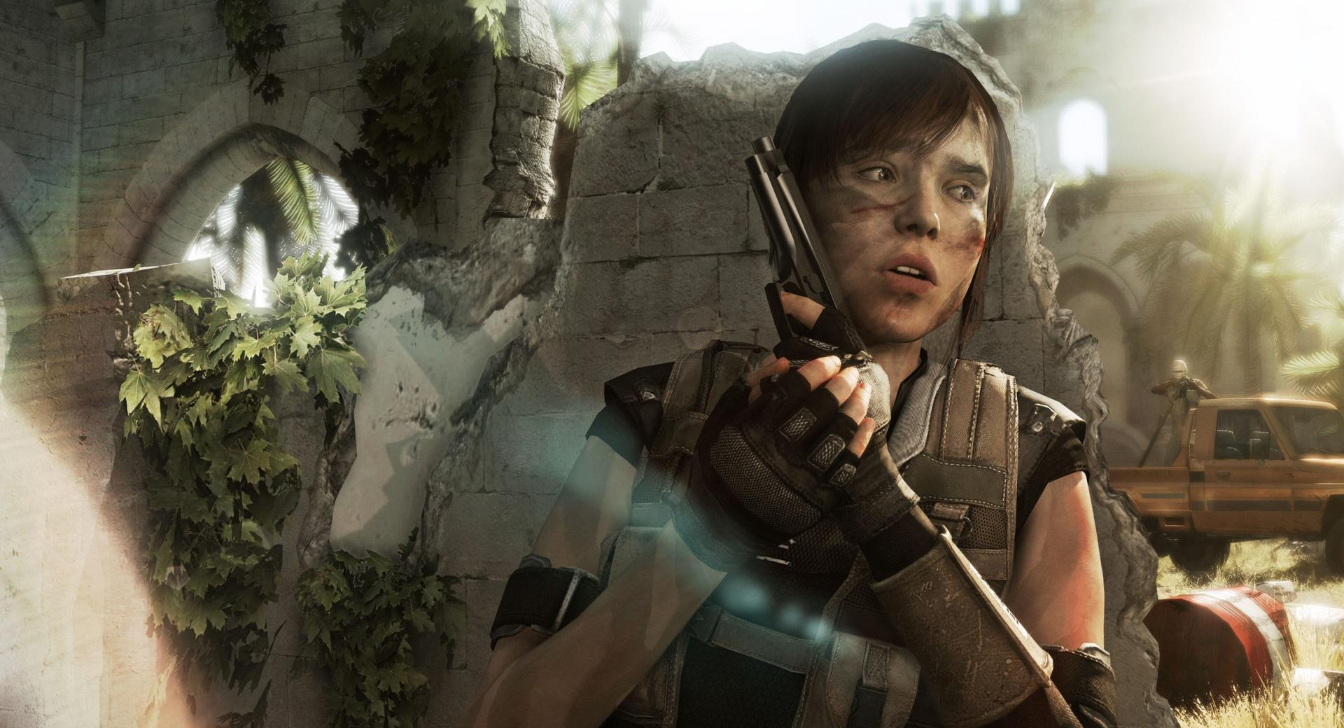 Beyond Two Souls Under Attack wallpapers HD quality
