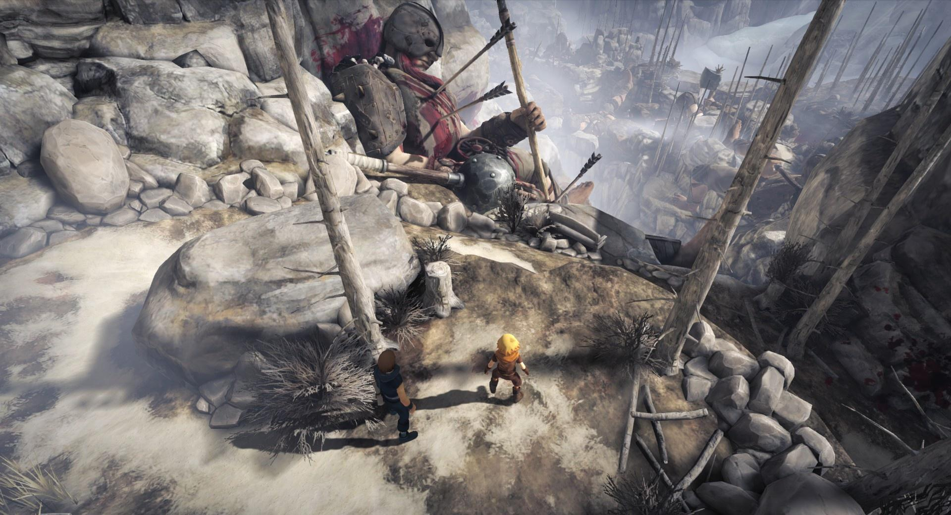 Brothers-A tale of two sons wallpapers HD quality