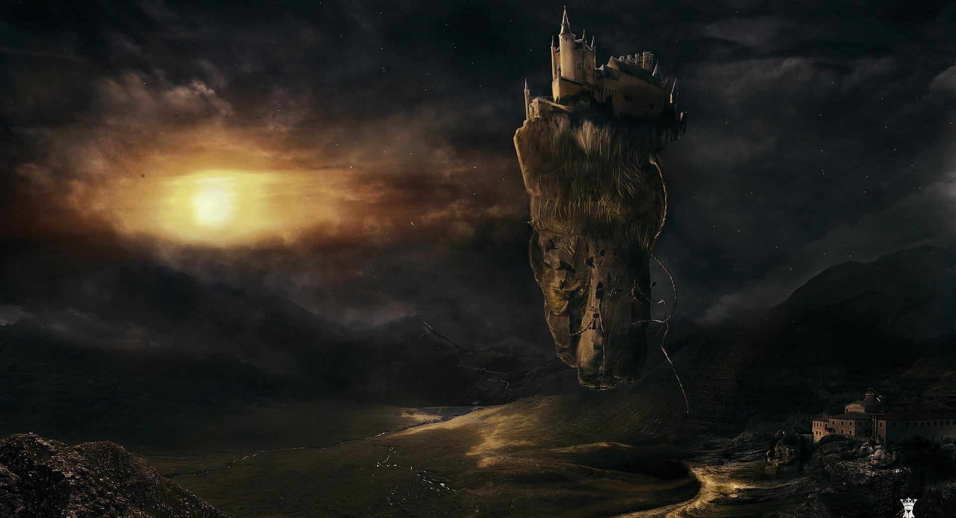 Castle In The Sky wallpapers HD quality