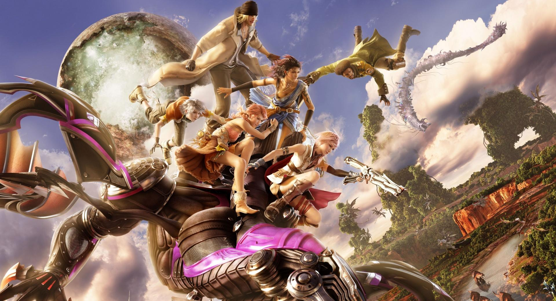 Final Fantasy 13 wallpapers HD quality
