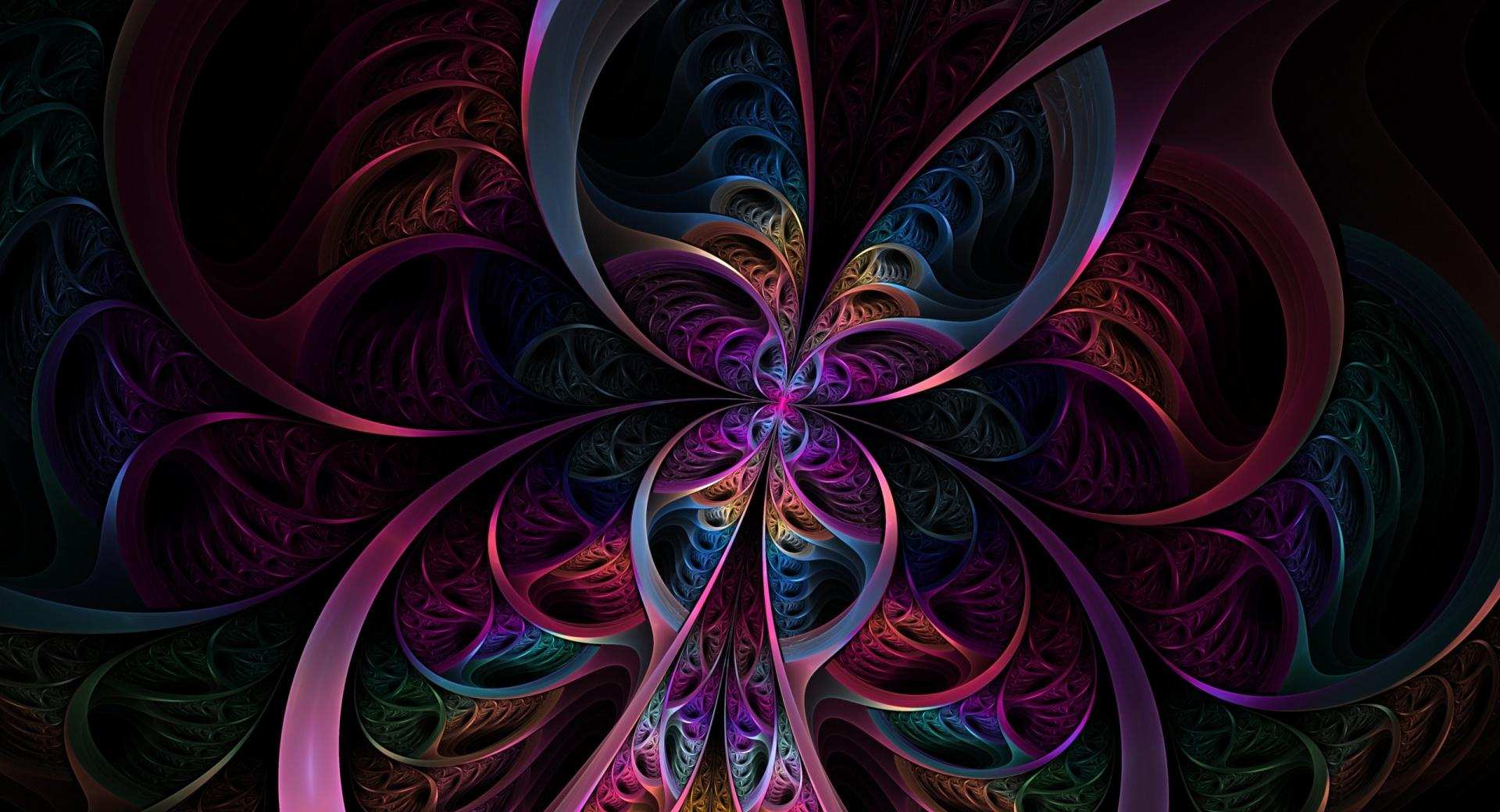 Psychedelic Butterfly wallpapers HD quality