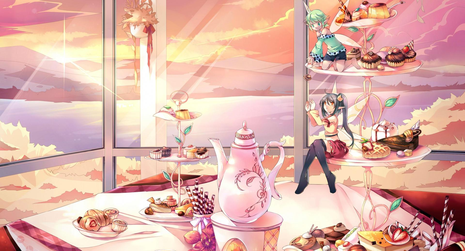 Sweets And Fairies wallpapers HD quality