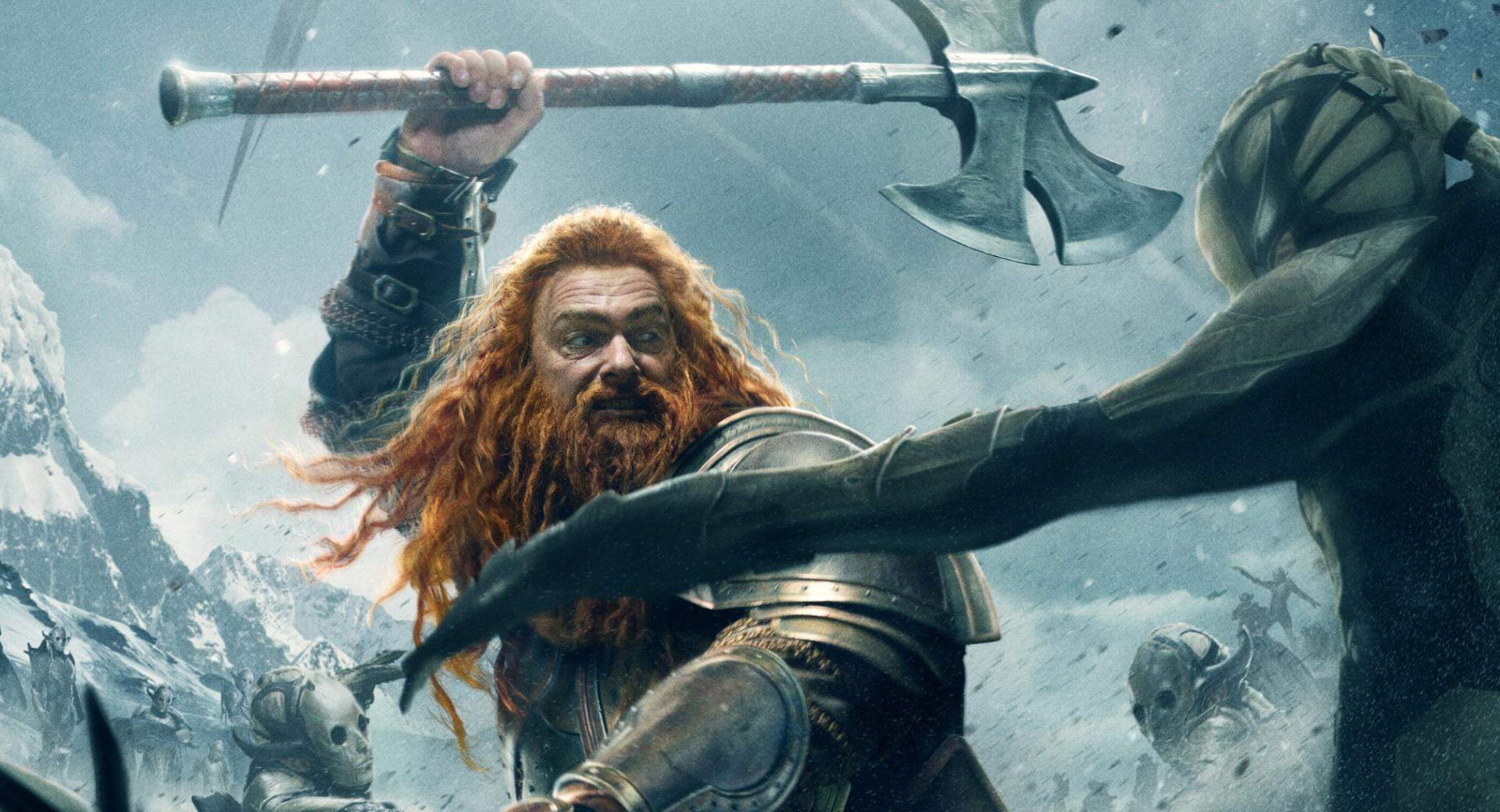 Thor The Dark World Volstagg wallpapers HD quality
