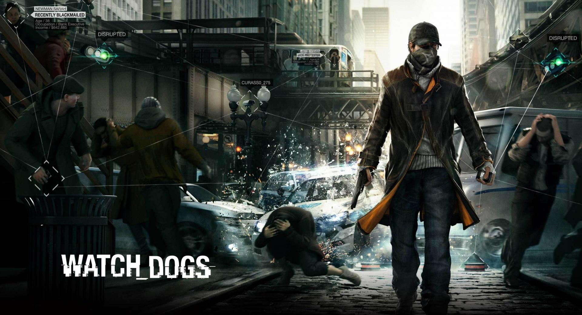 Watch Dogs HD wallpapers HD quality