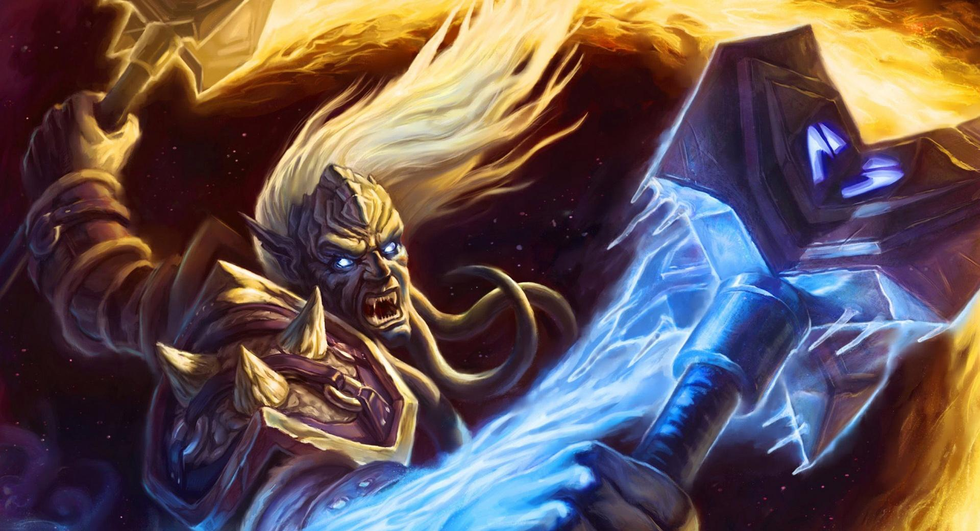 World Of Warcraft Artwork wallpapers HD quality