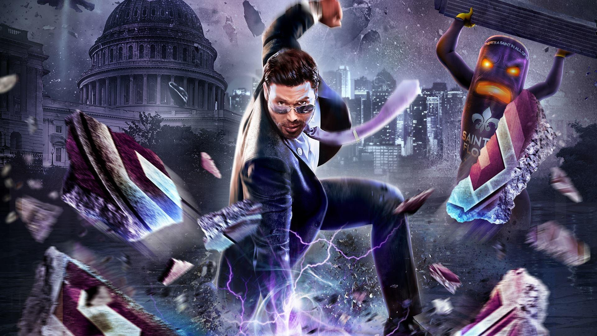 Saints Row IV | How to make your character completely