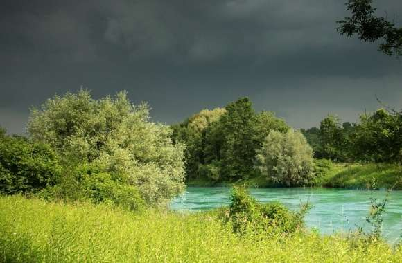 Bavaria Storm Clouds wallpapers hd quality