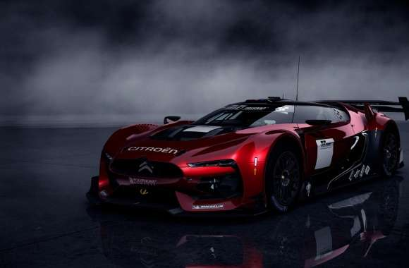 Gran Turismo 5 Citroen GT wallpapers hd quality
