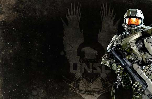 Halo 4 Masterchief wallpapers hd quality