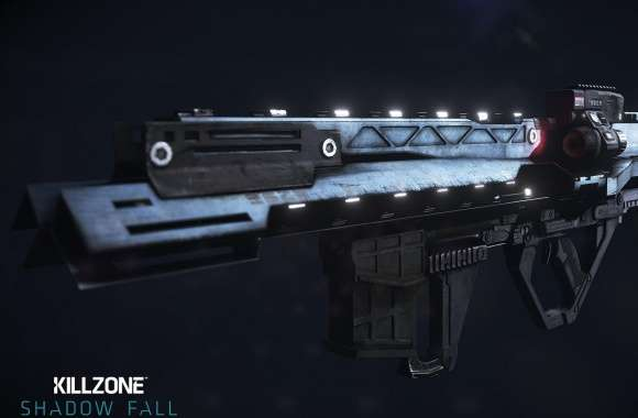 PNV-06 Petrusite Cannon - Killzone Shadow Fall wallpapers hd quality