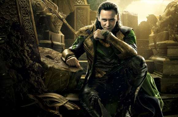 Thor 2 The Dark World Loki