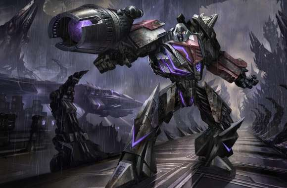 Transformers The Game, Megatron wallpapers hd quality