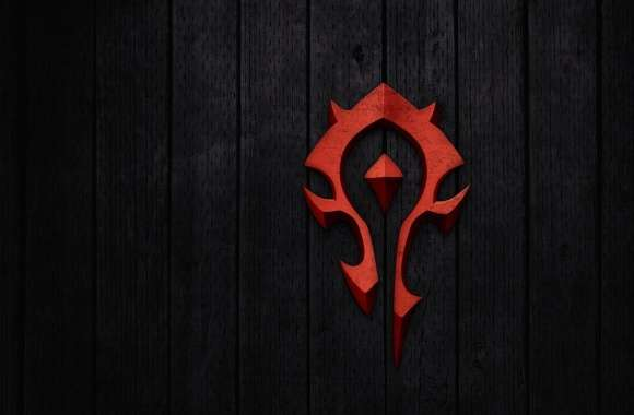 World of Warcraft - Horde Sign wallpapers hd quality