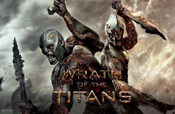Wrath Of The Titans wallpapers hd quality