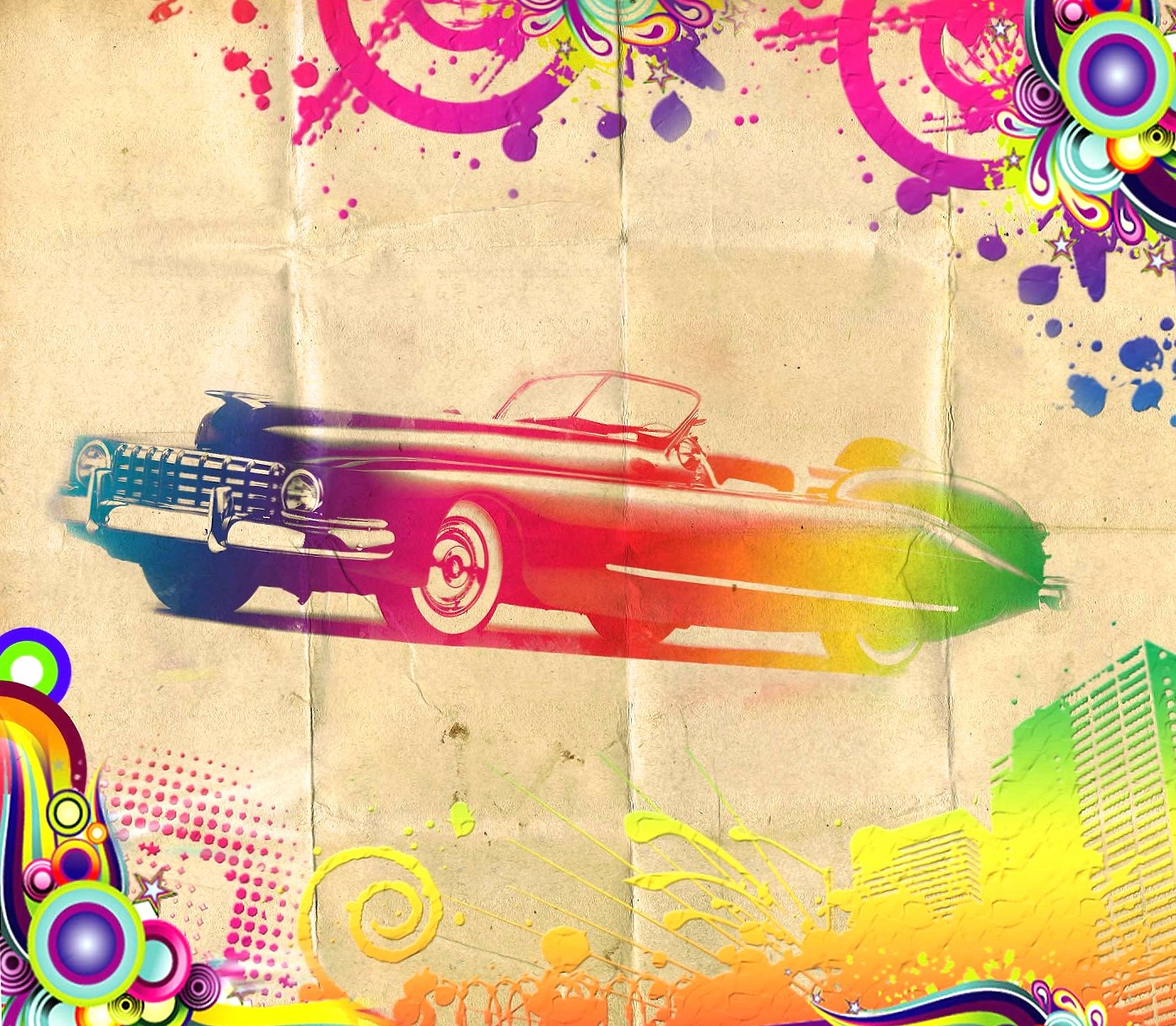 Abstract Car wallpapers HD quality