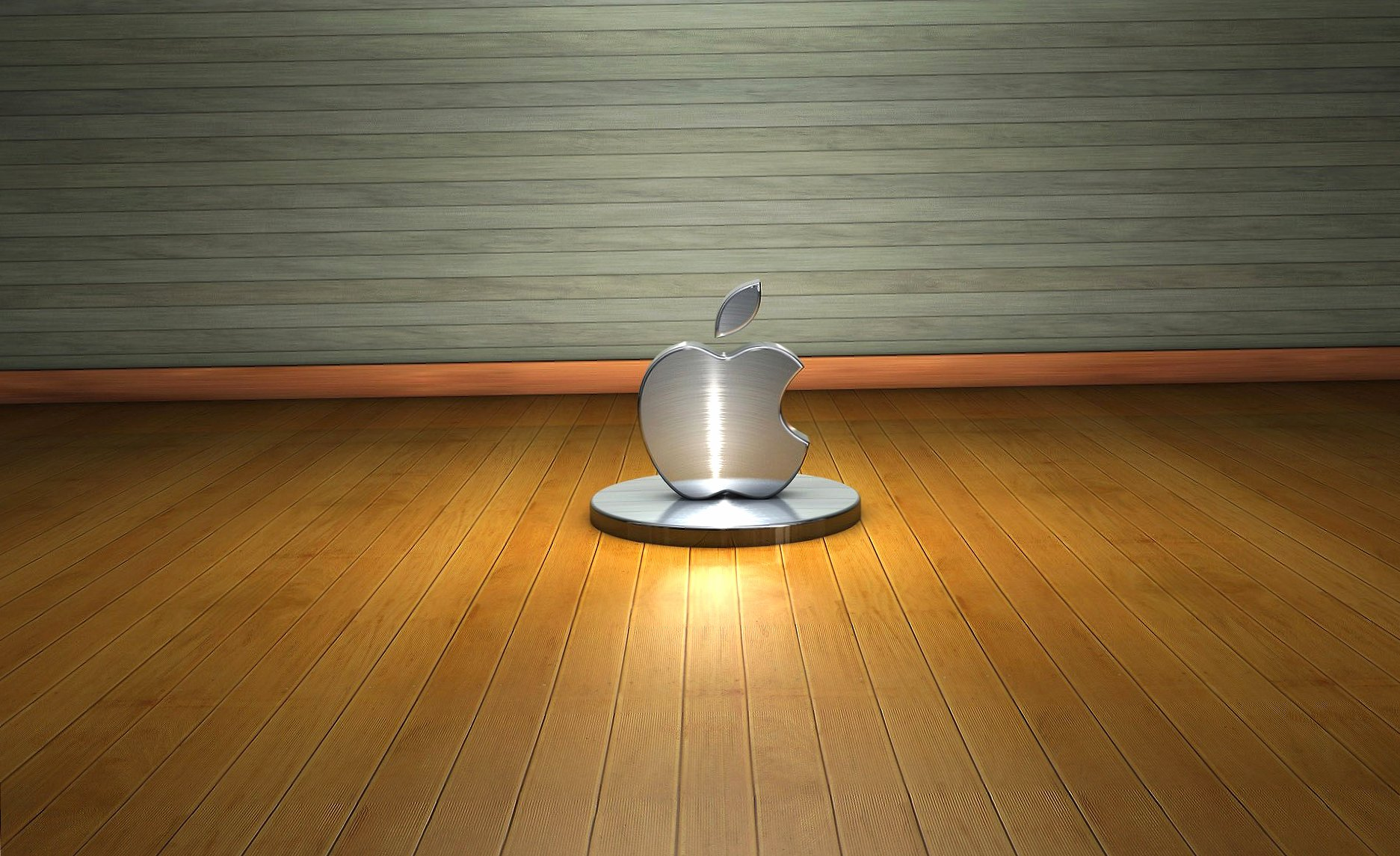 Alluminium apple wallpapers HD quality