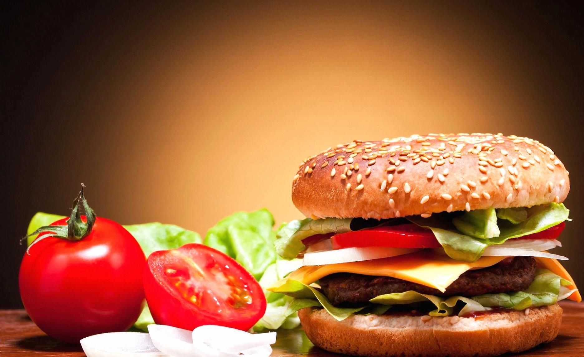 Amazing hamburger wallpapers HD quality