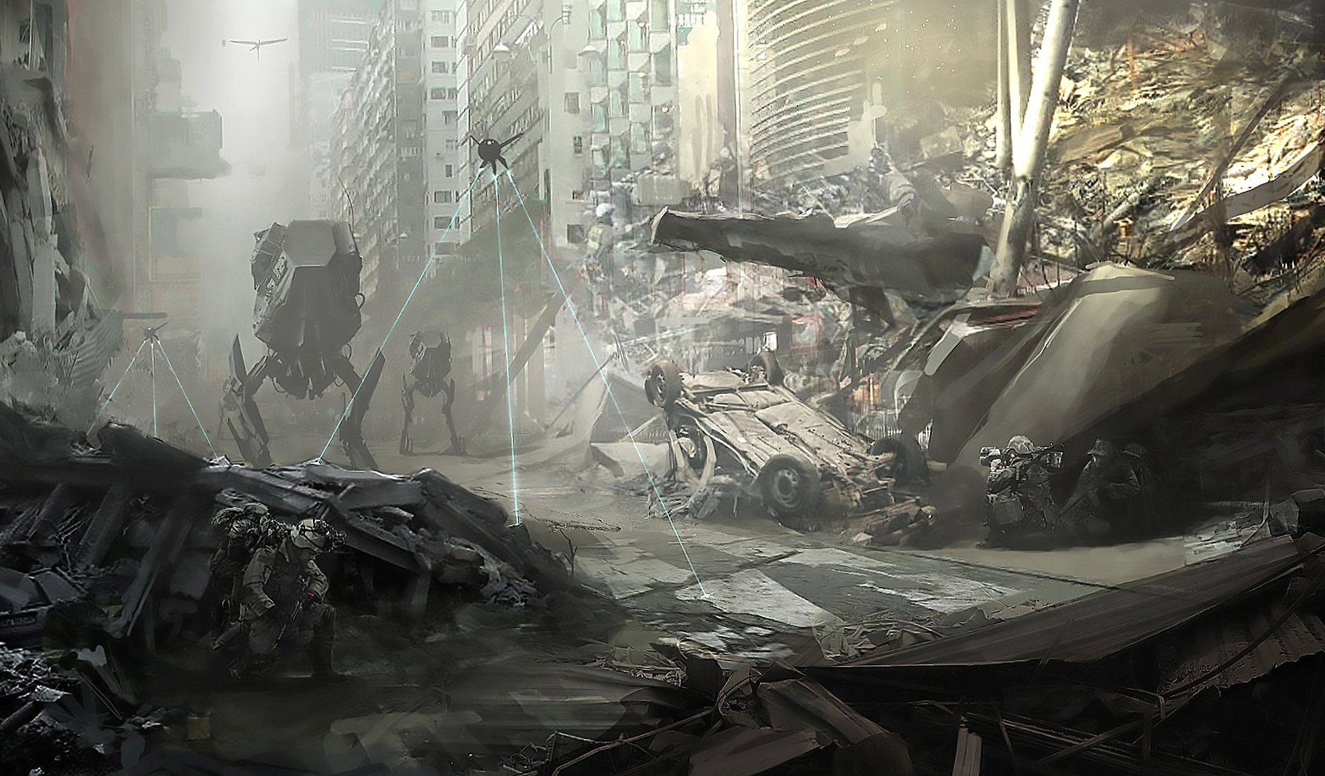 Apocalyptic wallpapers HD quality