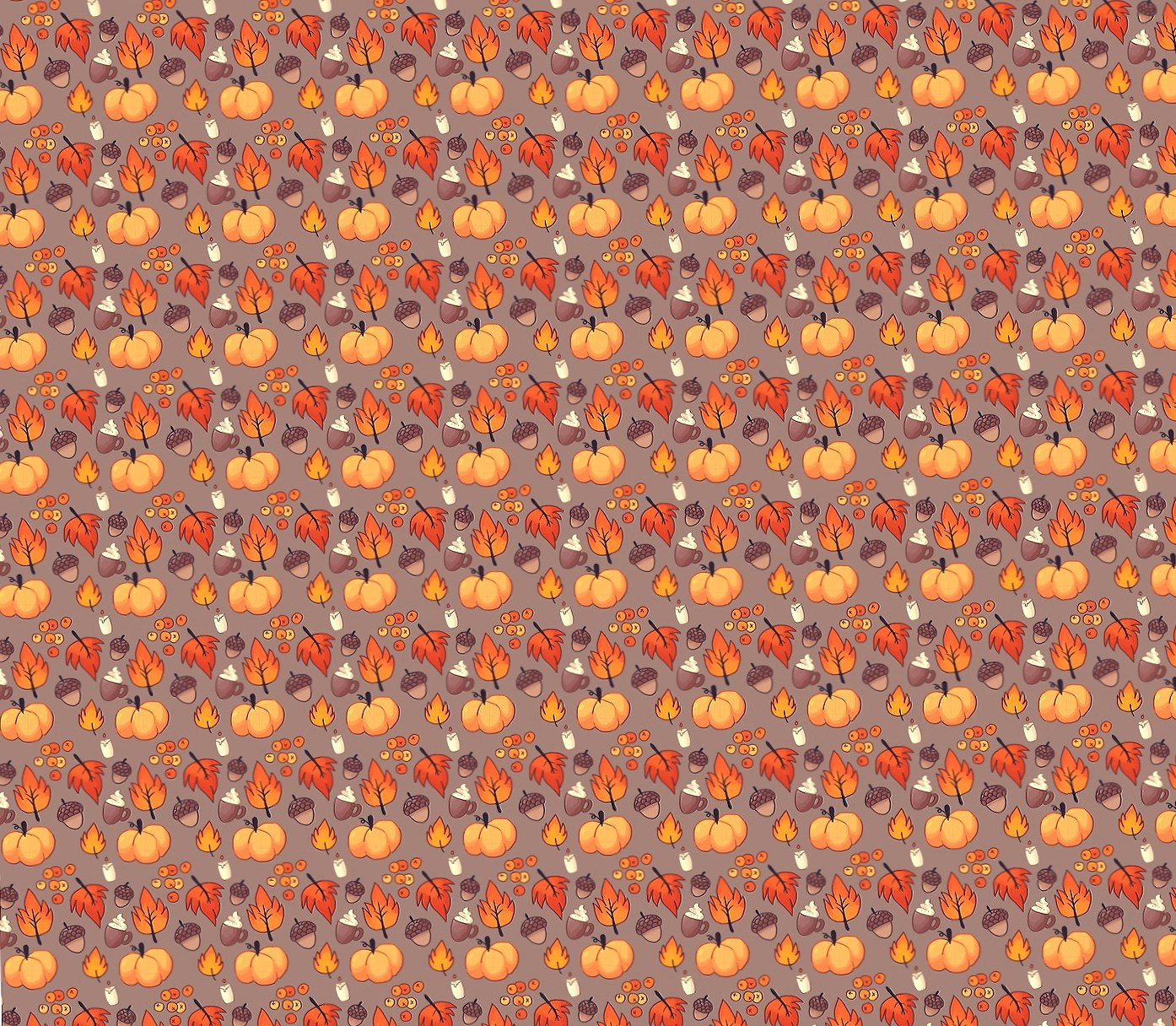 Autumn pattern wallpapers HD quality