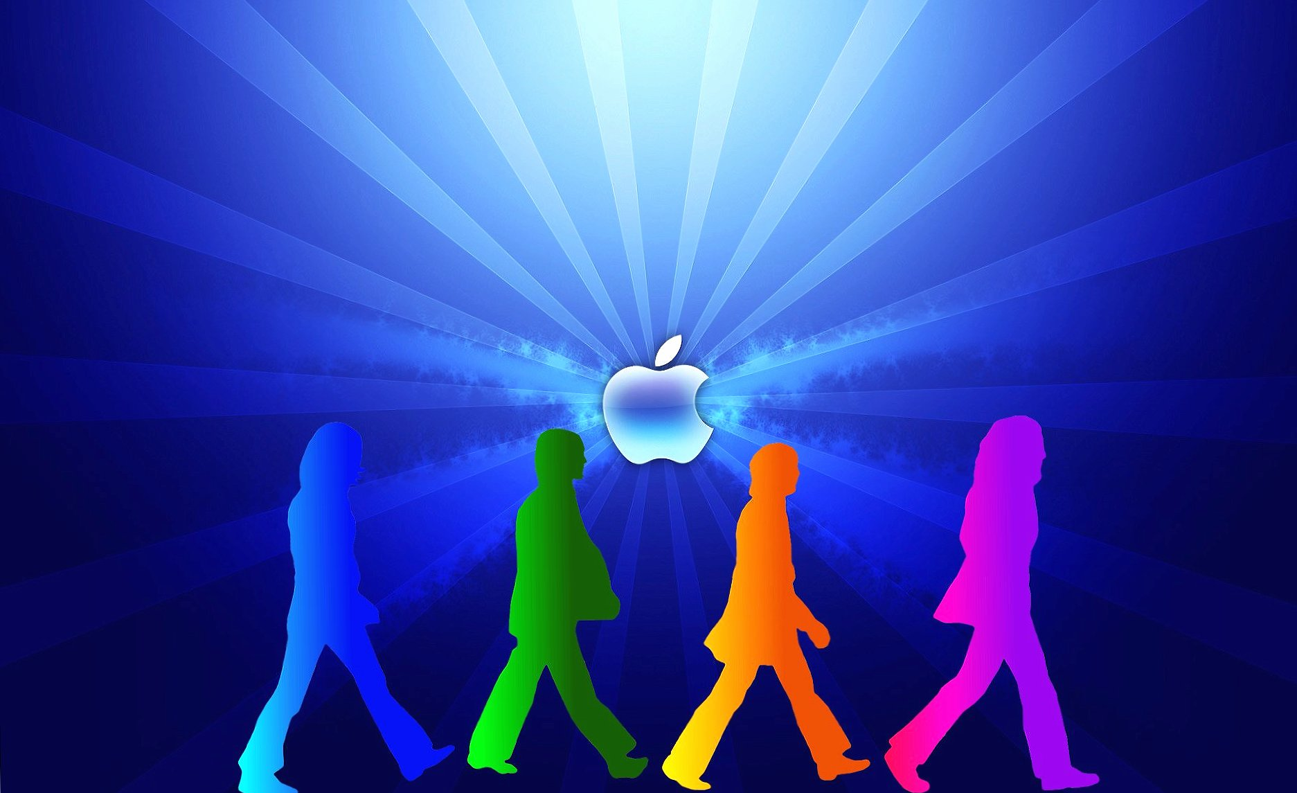 Beatles apple wallpapers HD quality