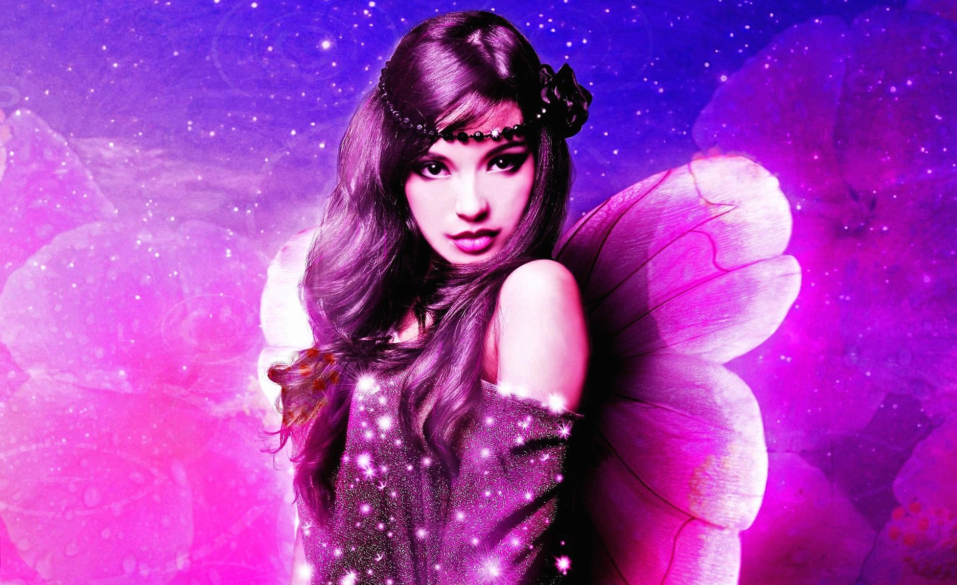 Beautiful fairy wallpapers HD quality