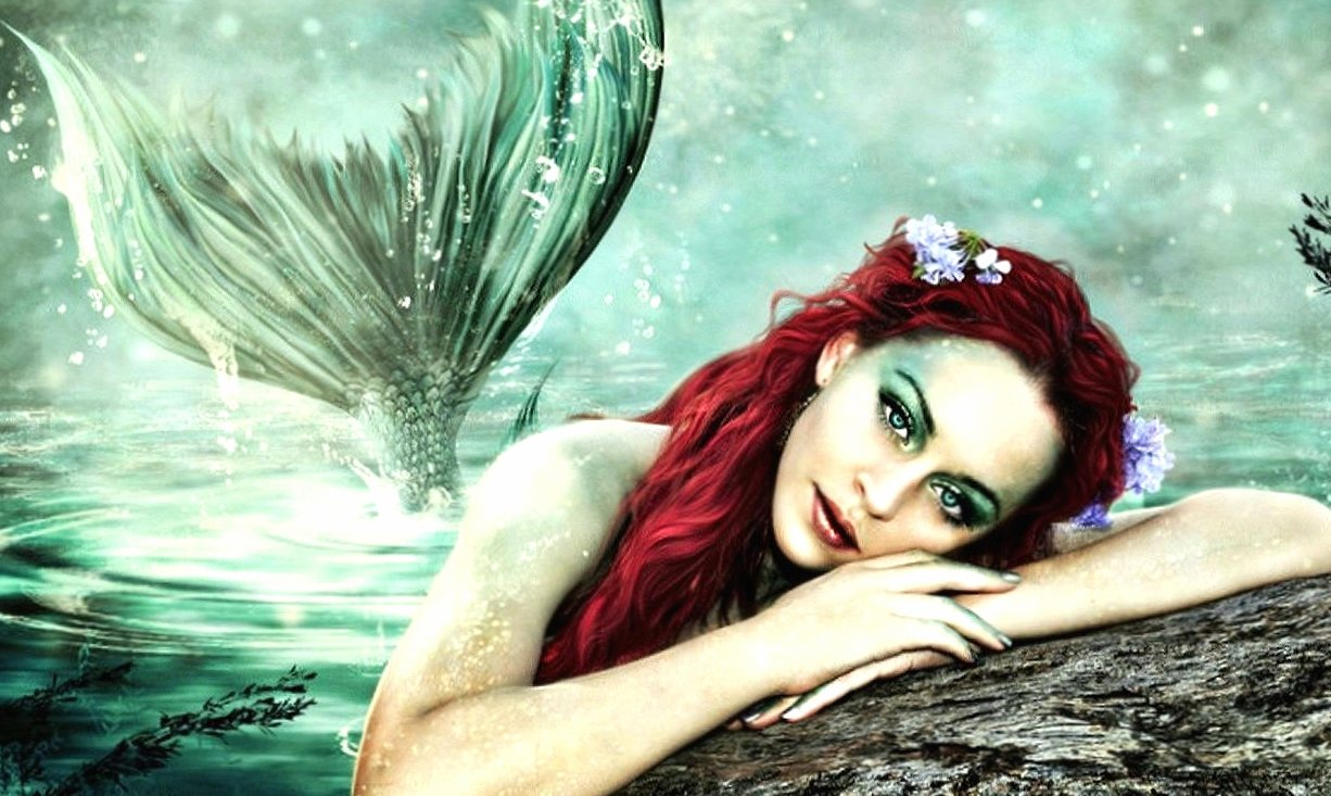 Beautiful mermaid wallpapers HD quality