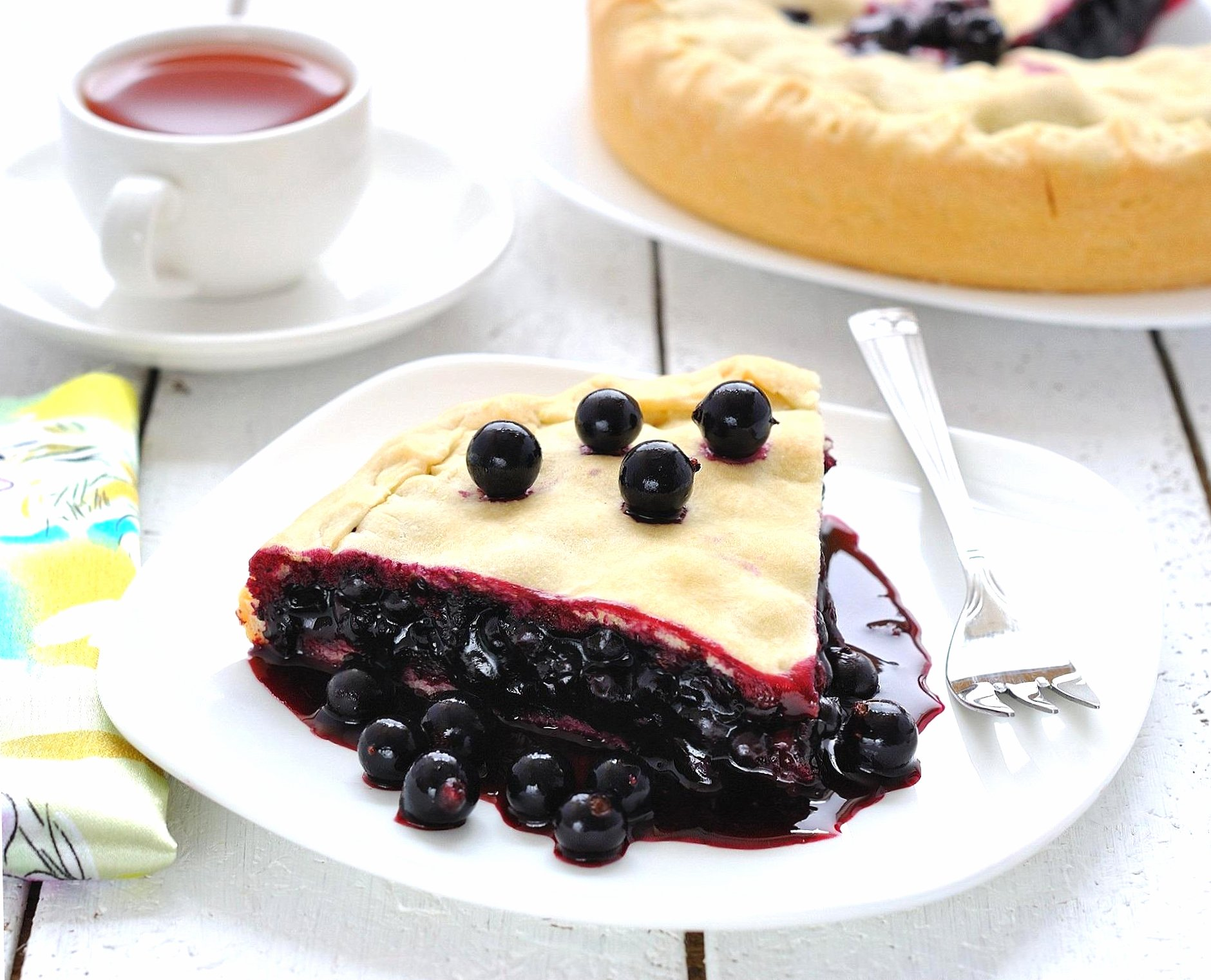Blackcurrant pie wallpapers HD quality