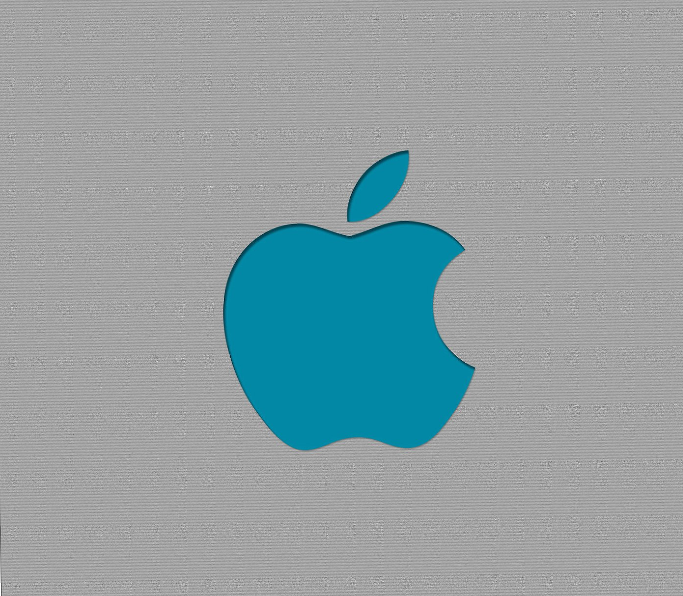 blue apple logo wallpapers HD quality